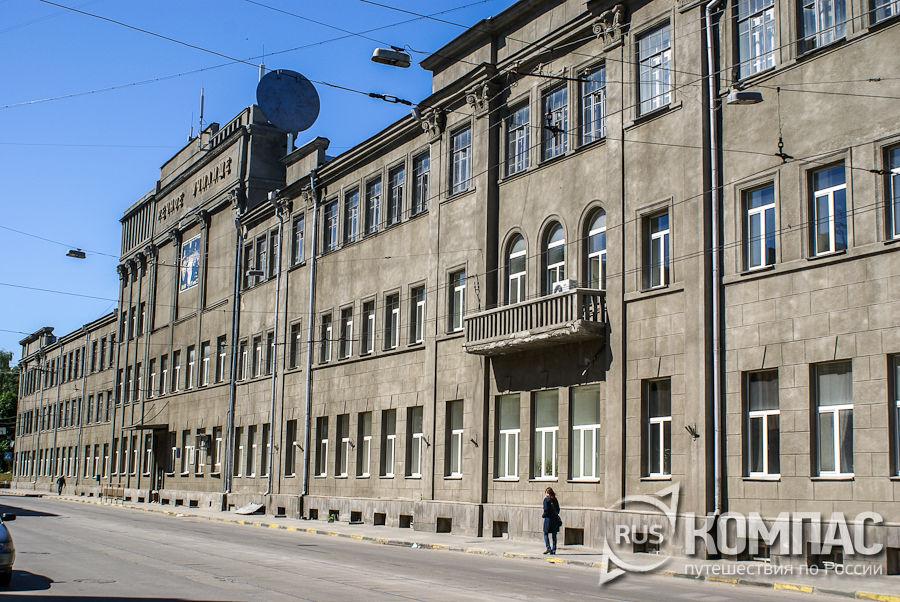 Нижегородское речное училище им. И.П. Кулибина