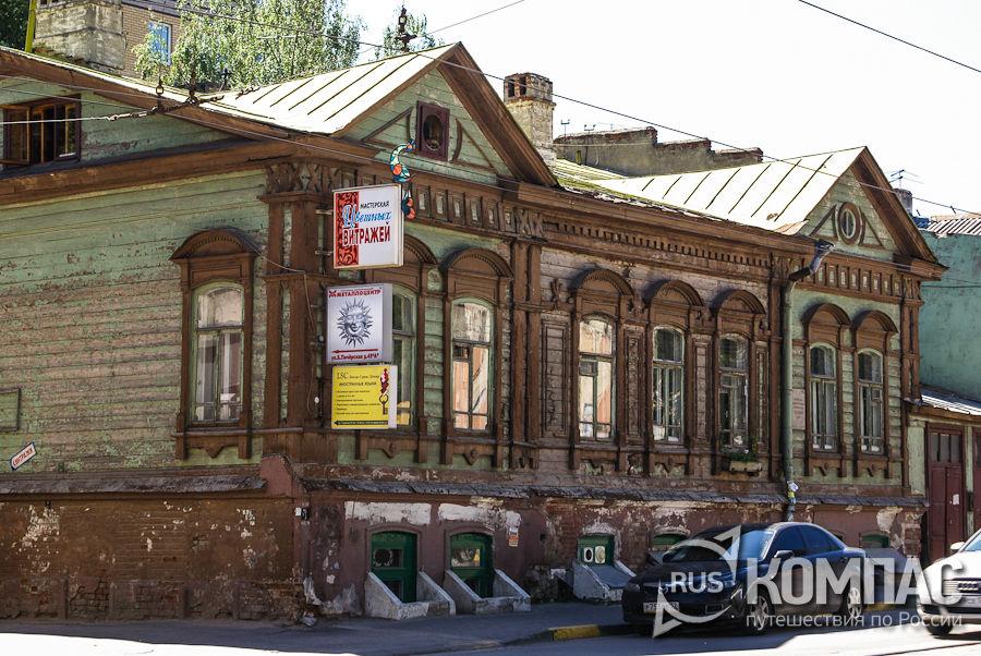 Дом М.О. Лемана