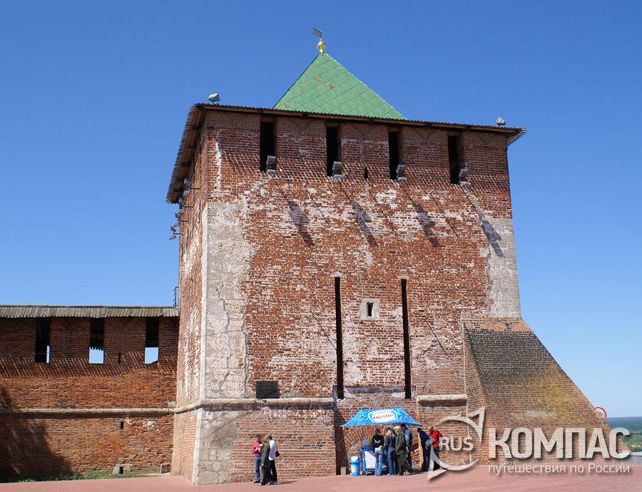 Башня Георгиевская
