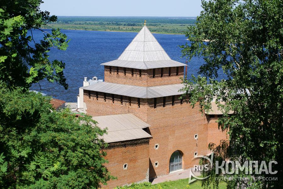 Башня Ивановская