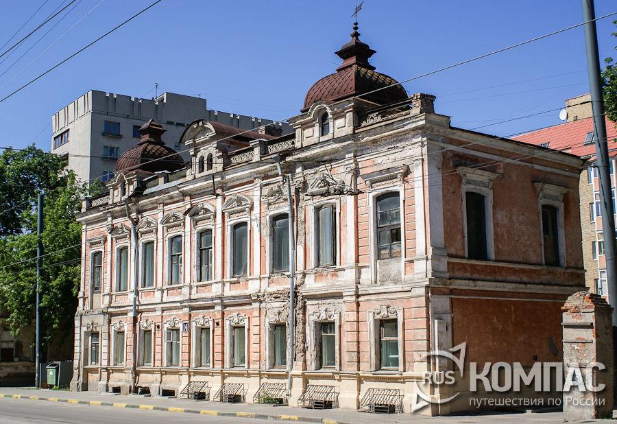 Усадьба коллежского секретаря И.И. Рудинского