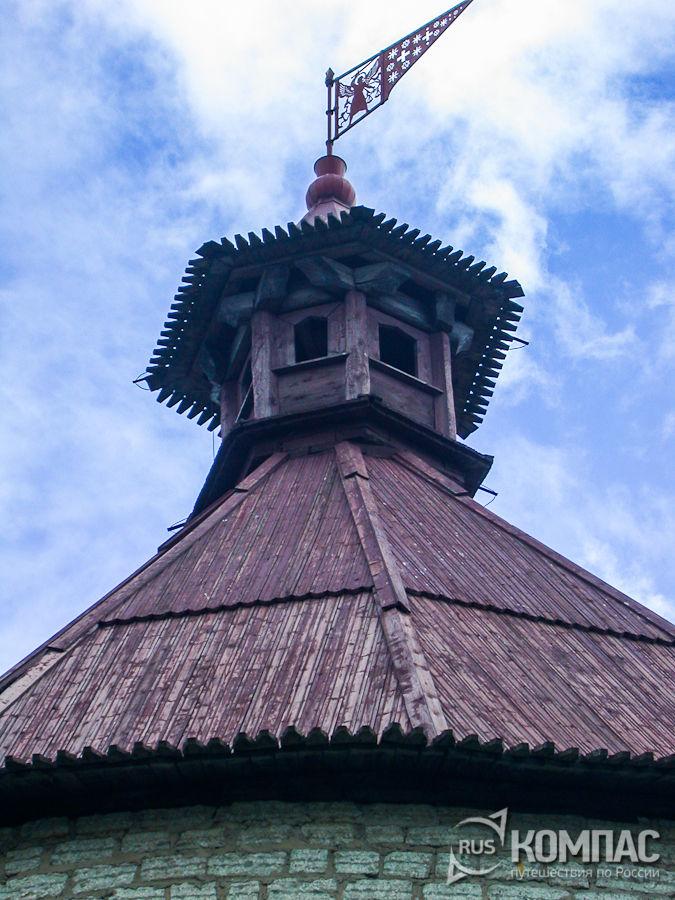 Навершие башни Головина