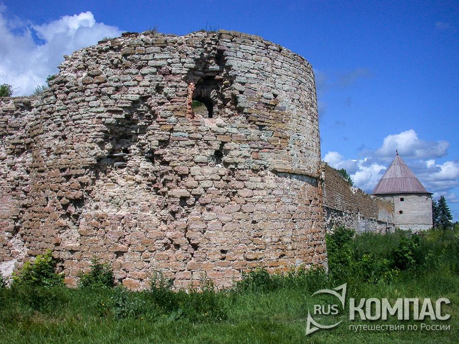 Разрушенная Головкина башня