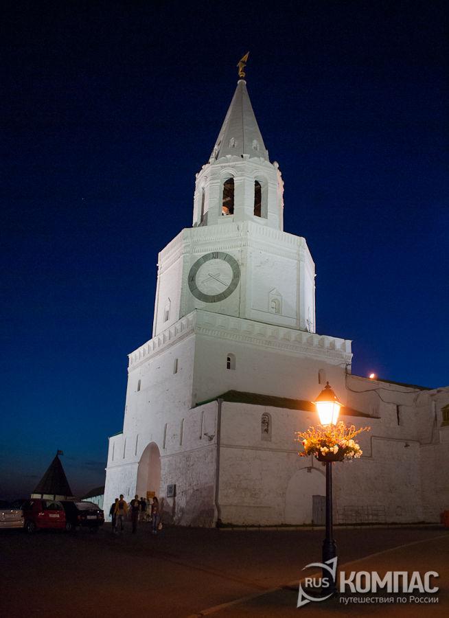 Башня Спасская