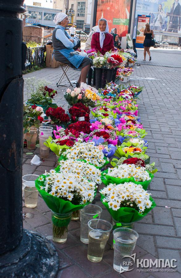 Казанские цветочницы