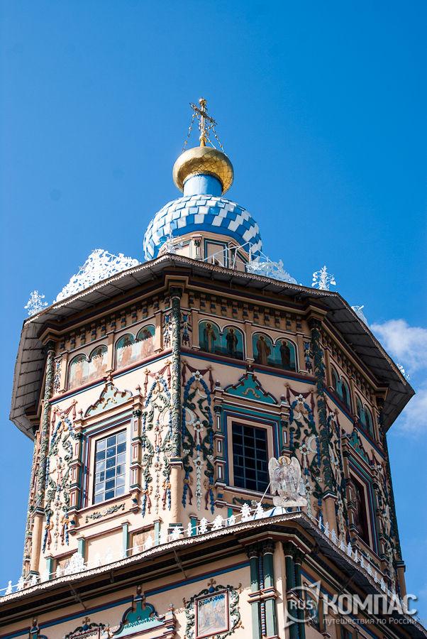 Восмерик Петропавловского собора