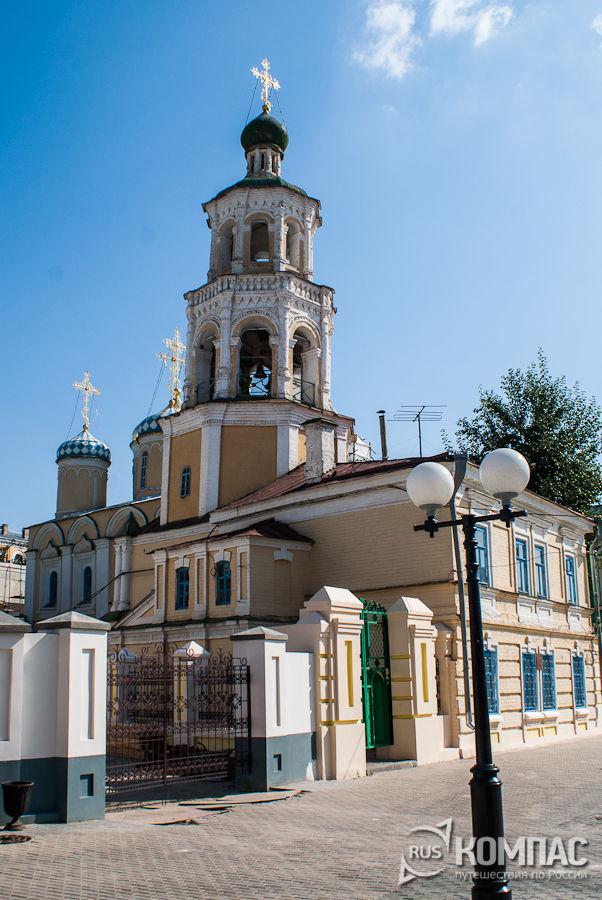 Колокольня Николо-Нисского собора