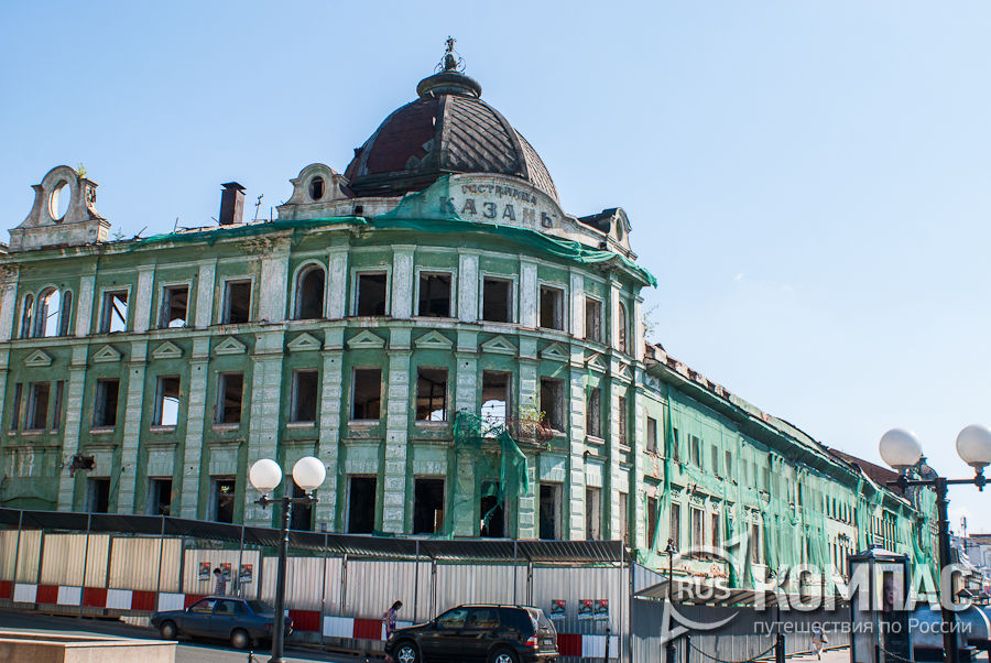 "Гостиница ""Казань"""