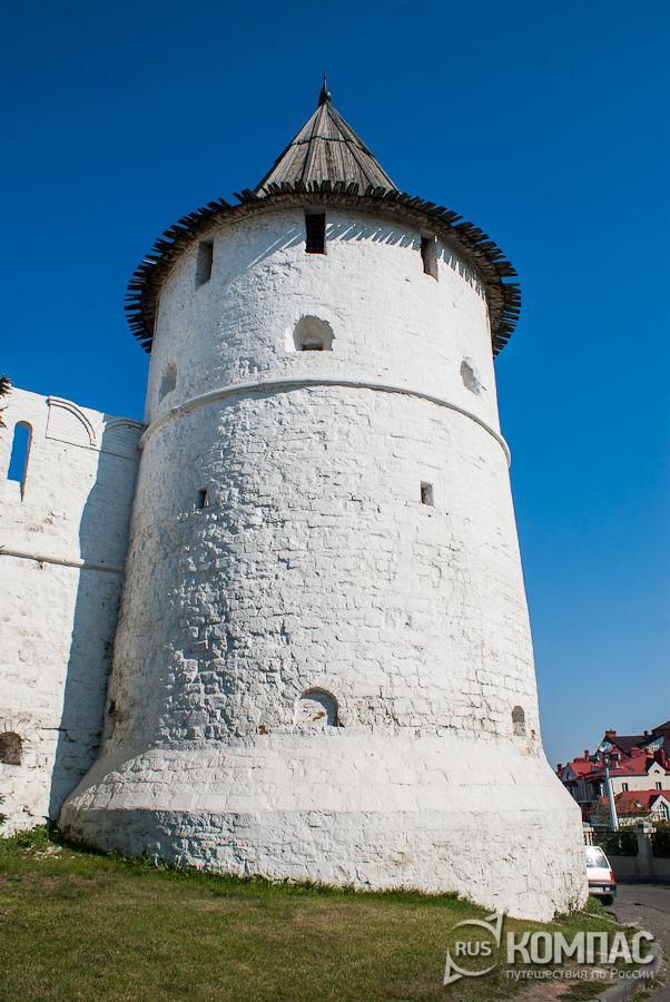 Юго-западная круглая башня