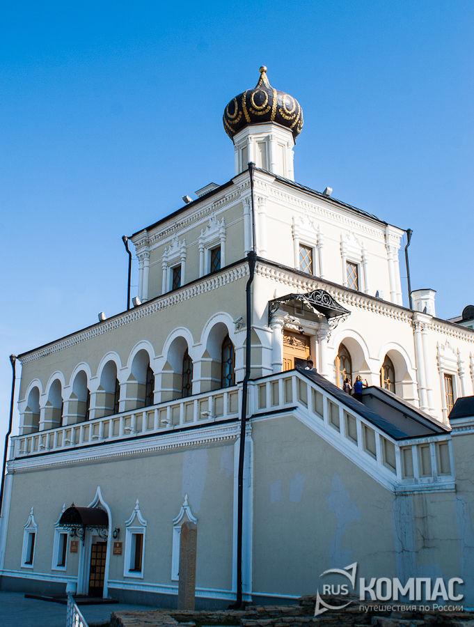 Церковь Сошествия Святого Духа (Дворцовая) в Казанском Кремле