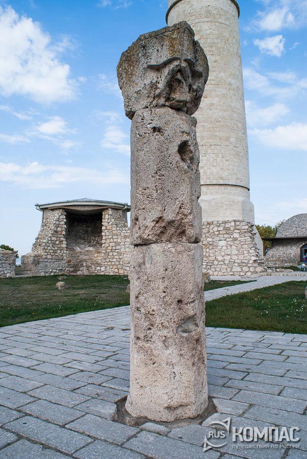 Руины соборной мечети