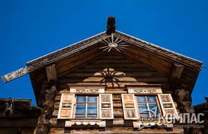 Музей деревянного зодчества Малые Корелы (Ахангельск)