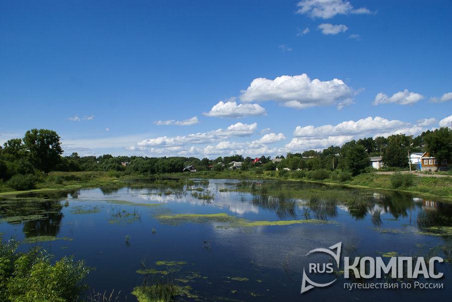 Река Серая