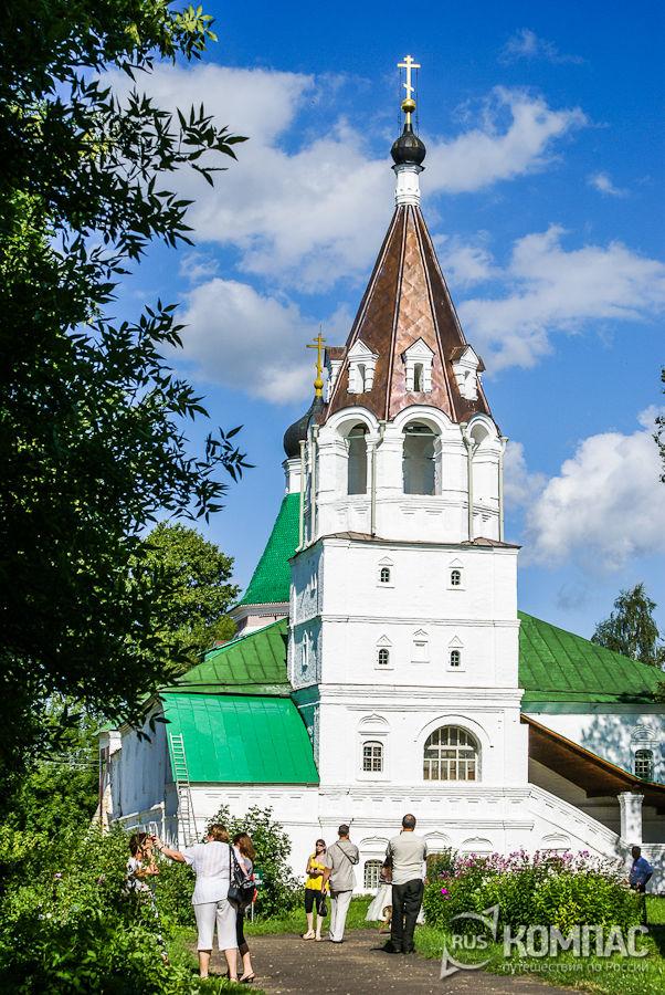 Церковь Покрова Пресвятой Богородицы, колокольня