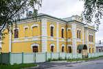 Больница губернская земская. Корпус глазного отделения (1909 г.)