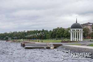Петрозаводск в городе