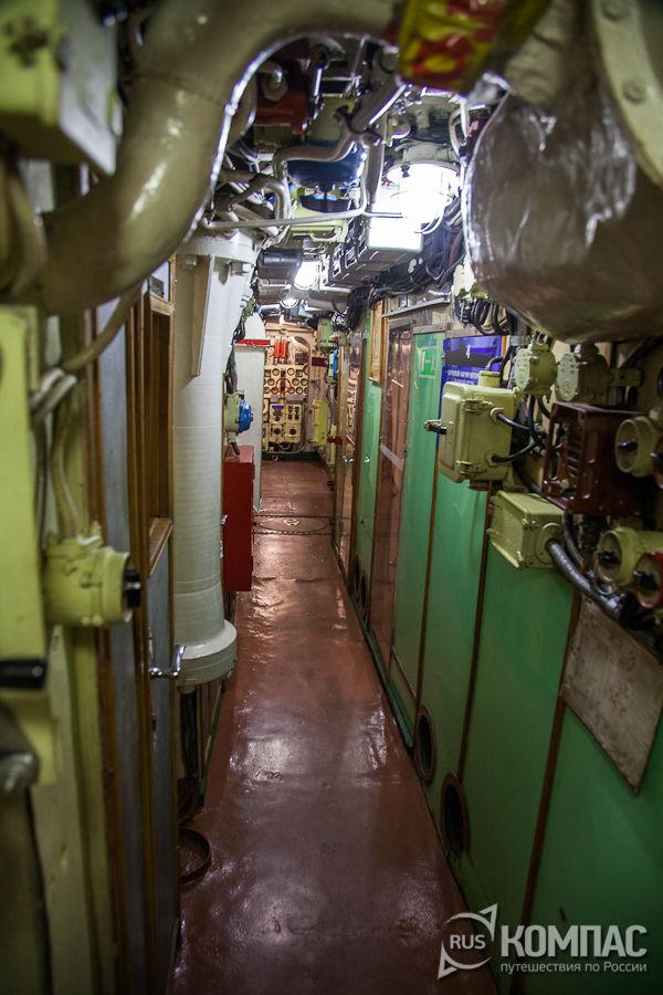 калининград музей подводная лодка цена