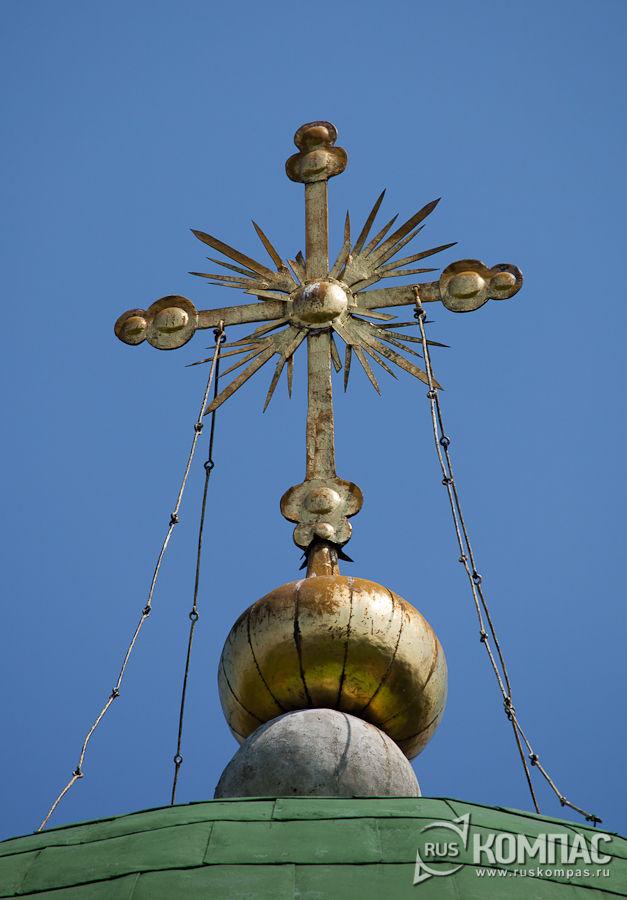 Купольный крест