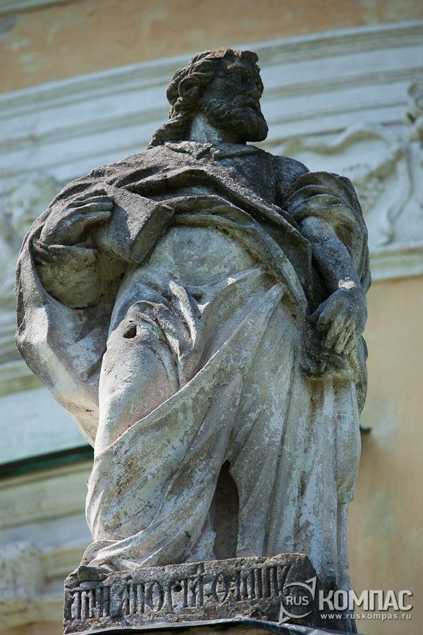Скульптура апостола Филиппа