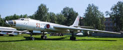Дальний бомбардировщик Ty-16к (1952 год)