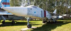 Фронтовой бомбандировщик Су-24 (1972 год)
