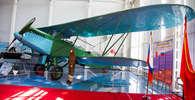 Двухместный самолет разведчик Р-5