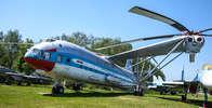 Грузовой вертолет Ми-12 или В-2 (1968)