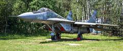 Реактивный истребитель МиГ-29