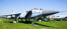 Разведчик-бомбардировщик МиГ-25 РБ (1964 год)