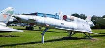 Беспилотный самолет-разведчик М-141 (Ту-141 «Стриж», Акула)