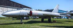 Сверхзвуковой истребитель-перехватчик Ла-250 (1956 год)