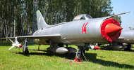 Истребитель-перехватчик Су-11 (1962 год)