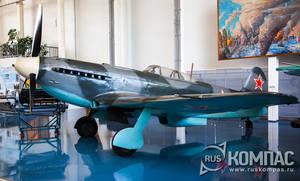 Монино - музей авиации