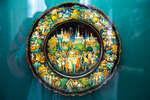 Лаковая миниатюра из палехского художественного музея