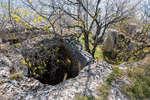 Пещеры на плато Тепе-Кермен