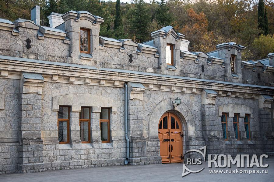 Здание бывшего царского винзавода