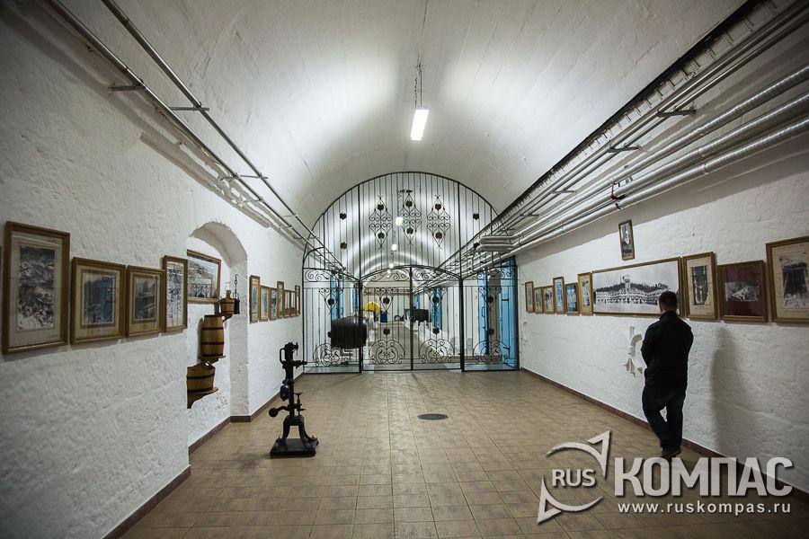 Соединительная галерея 1 этажа