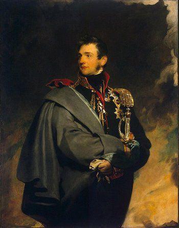 Портрет Михаила Семеновича Воронцова