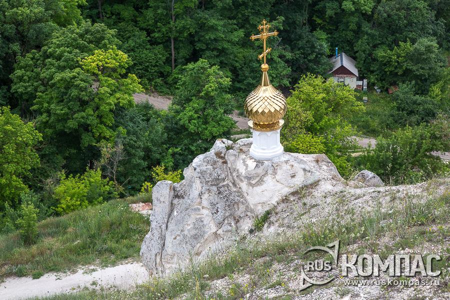 Купол церкви Иоанна Предтечи в Малых Дивах