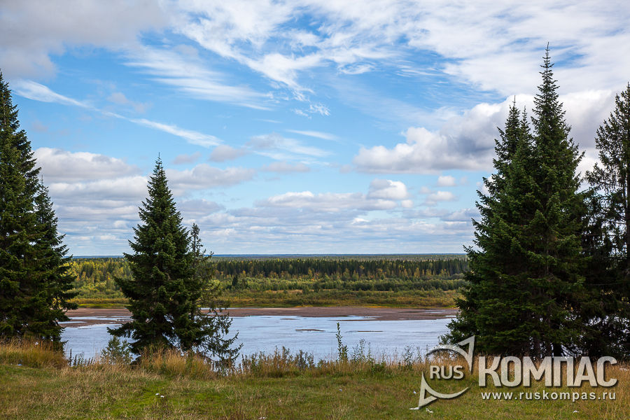 Поселок Троицко-Печорск