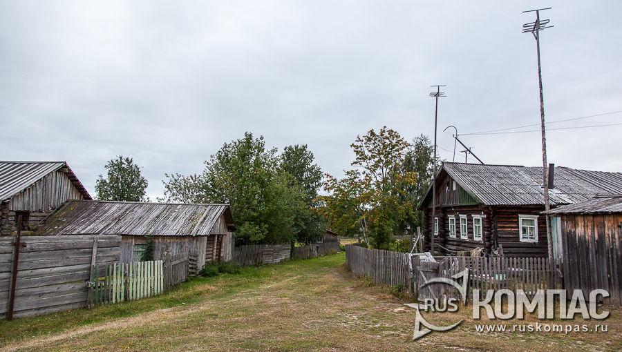 Деревня Еремеево