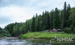 Кордон на реке Илыч