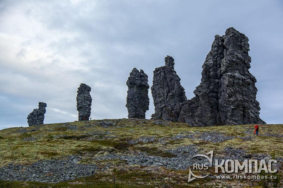 Останцы на плато Мань-Пупу-Нёр