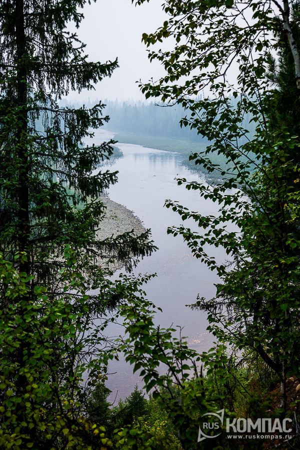 Река Ыджыдляга