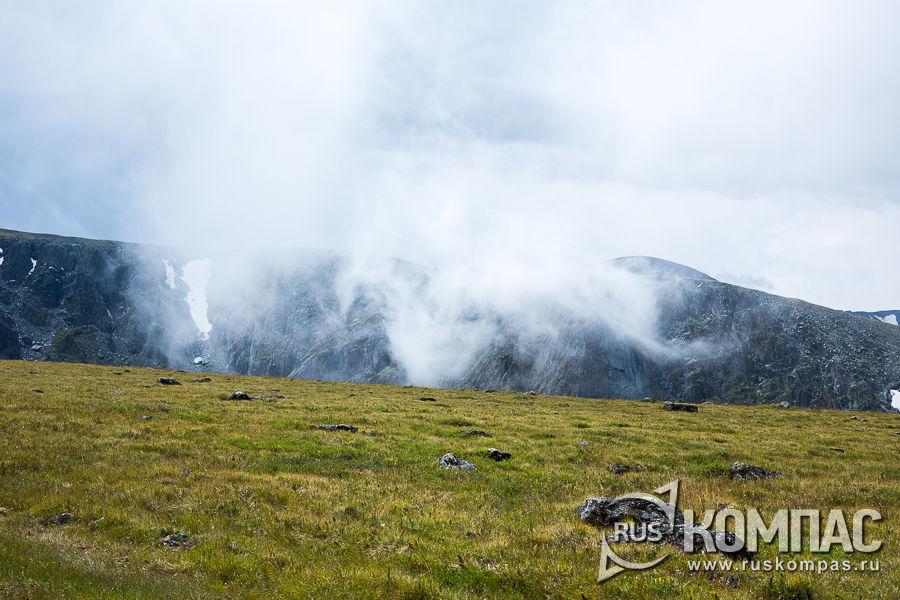 Дождь на перевале Бугымуиз
