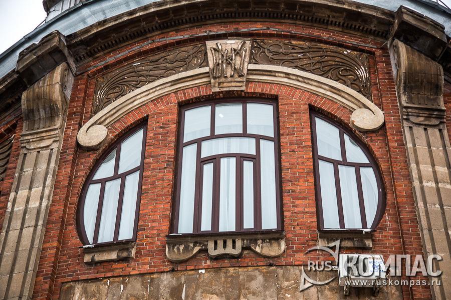 Окно магазина Клабукова