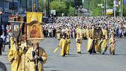 Великорецкий крестный ход, фото с сайта http://www.ikirov.ru/