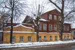 Старые дома на Орловской улице