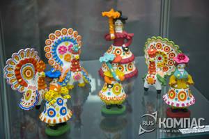 Музей «Дымковская игрушка» в Кирове