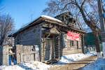 Нежилой деревянный дом, построенный в конце XIX - начале XX веков (Ленина, 95)